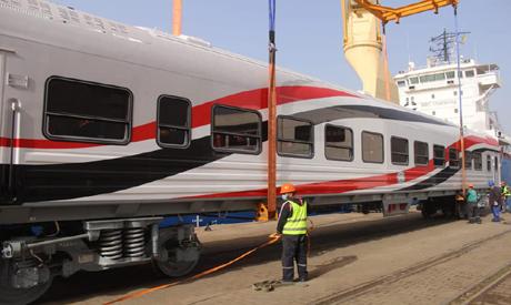 Alexandria railway