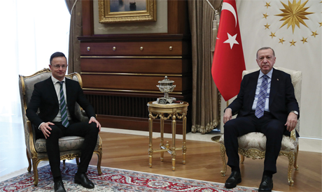 Erdogan-EU face-off