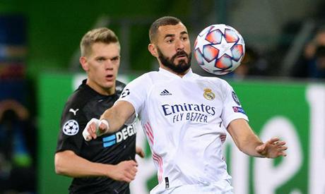 Real Madrid vs Borussia