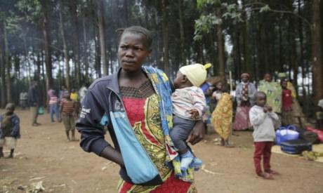 Congolese asylum-seeker
