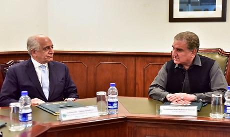 US-Pakistan talks