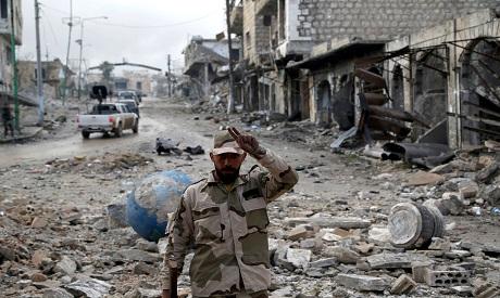 Maarat al-Numan, Syria