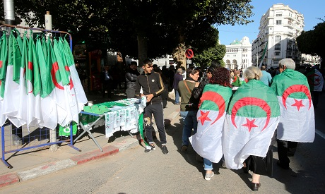 Algerian demonstrations