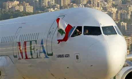 Lebanon's national airline will no longer accept local currency