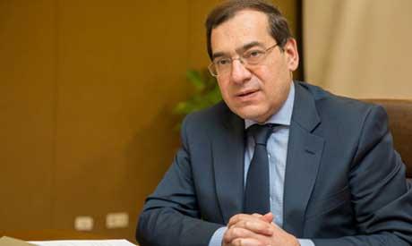 Petroleum minister El-Molla