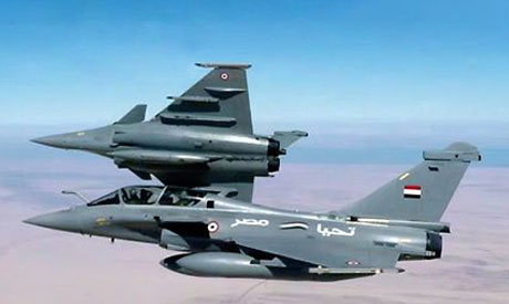 Egyptian air forces