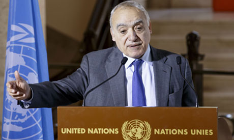Ghassan Salame, Special Representative of the United Nations Secretary-General and Head of the Unite