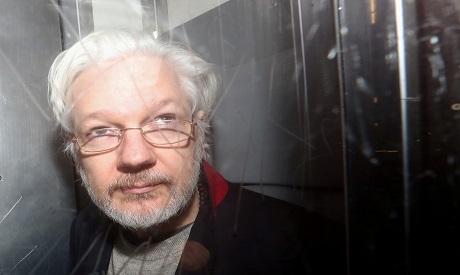 WikiLeaks founder Julian Assange  Reuters