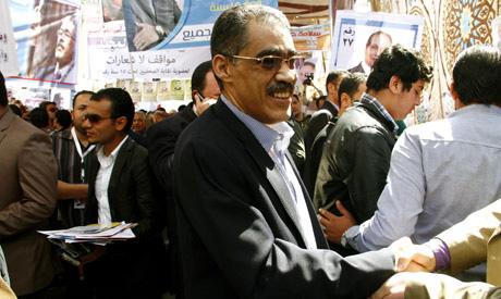 Diaa Rashwan (Photo: Mai Shaheen)