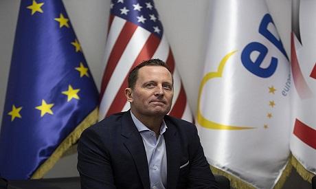 U.S. ambassador to Germany Richard Grenell