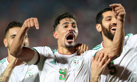 File photo: Algeria