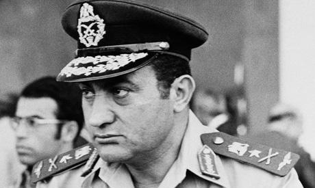 File photo: Oct. 6, 1974 file photo, then Egypt