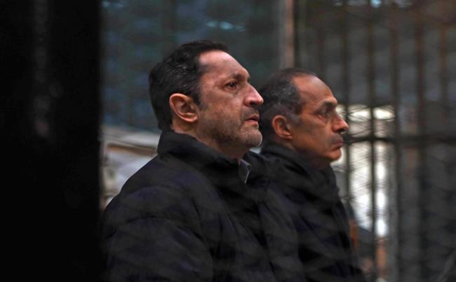 Alaa and Gamal
