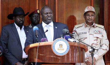 South Sudan breakthrough