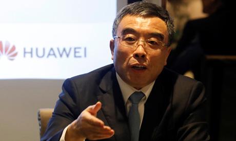 Huawei Technologies Co Ltd Chairman Liang Hua