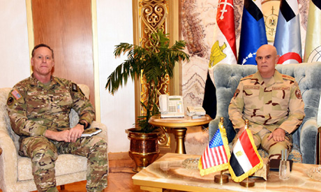 Army chief of staff Mohamed Farid