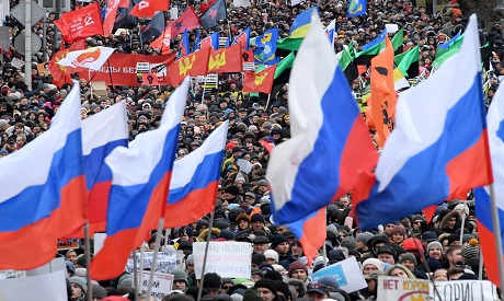 Russian Protests