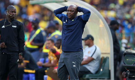 Sundowns coach