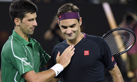 Ahram Online Tennis Federer To Play In South Africa Where His Mother Was Born
