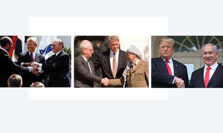 Israeli-Palestinian conflict diplomacy