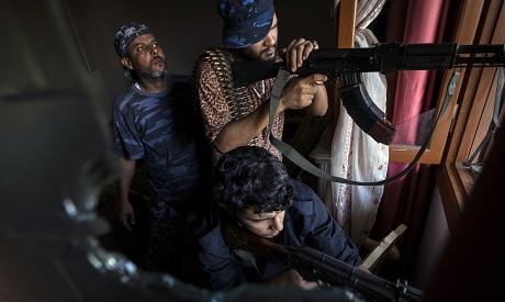 Libya Syria Extremists