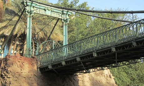 Zoo bridge