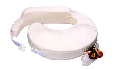 Nursing posture cushion