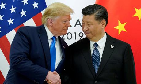 U.S. and China