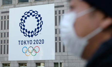 Preparations are continuing in Tokyo to host the 2020 Olympics (AFP)
