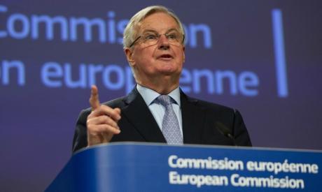 Michel Barnier, the European Union's chief negotiator