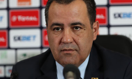 CAF General Secretary Mouad Hajji