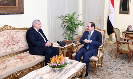 Egyptian President's Health Adviser Awad Tag El-Din