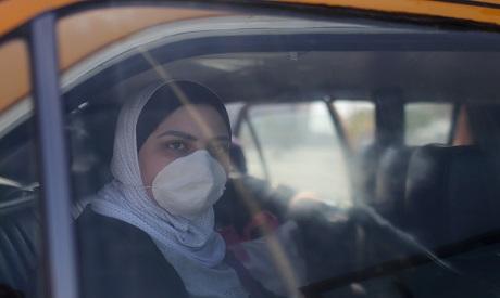 HEALTH-CORONA-PALESTINIANS-GAZA