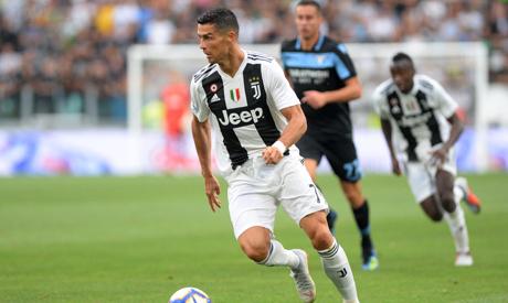 File photo: Juventus