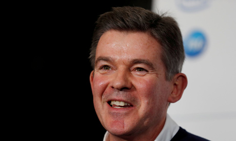 British Olympic Association chairman Hugh Robertson (Reuters)