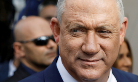By joining Netanyahu, Gantz is giving up his integrity