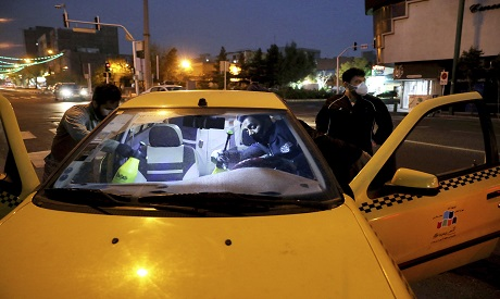 Virus Outbreak Iran A Deadly Drink