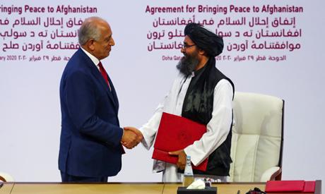 Taliban and the U.S.