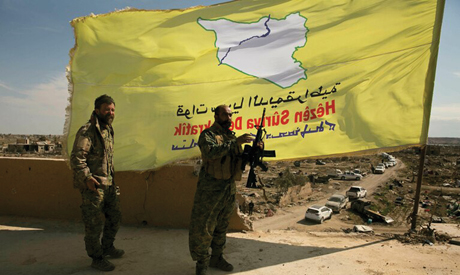 Syria's Kurds consolidate their position