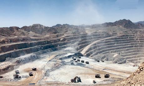 Sukari mining location in Egypt (Photo: centamin.com)