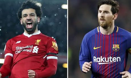 Lionel Messi: Mohamed Salah has been unbelievable for Liverpool