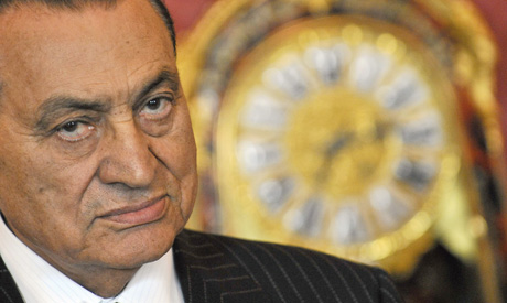 Mubarak fortune still under sequestration
