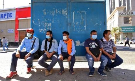 Coronavirus in Kuwait