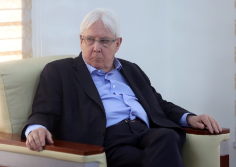 Martin Griffiths