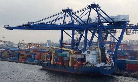 Alexandria Port (Al-Ahram)