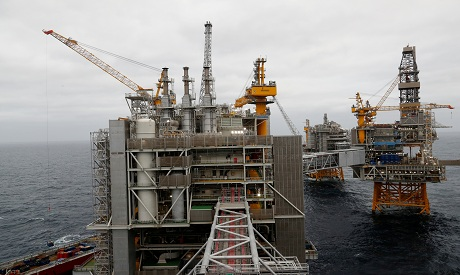 Oilfield platforms