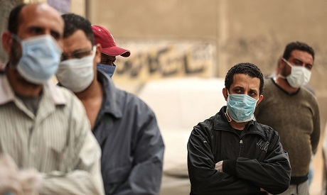 EGYPT-HEALTH-VIRUS-CHARITY