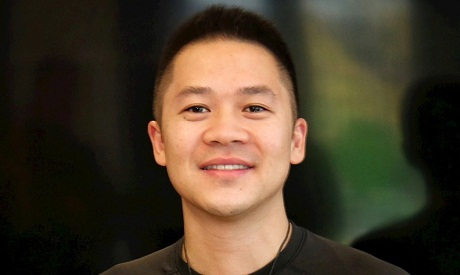 Jason Pau, Jack Ma Foundation senior advisor