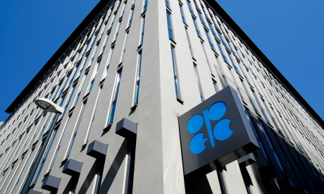 Logo of the Organization of the Petroleoum Exporting Countries (OPEC)