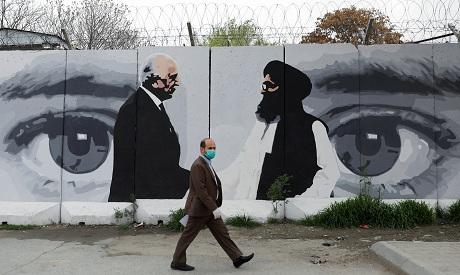 USA, Afghanistan, Taliban